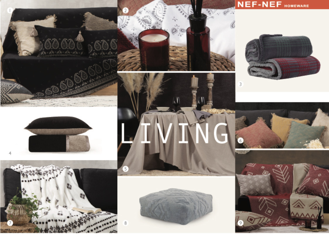 NEF NEF Homeware ENJOY LIVING