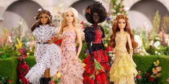 Ένας διάσημος οίκος μόδας σχεδιάζει ρούχα για τη Barbie!