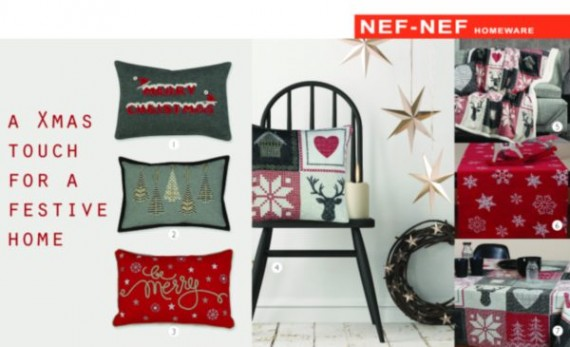 Christmas Touch by NEF-NEF Homeware