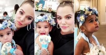Η Dream Kardashian έγινε δύο ετών -και το πάρτι της δεν θα μπορούσε να μην είναι φαντασμαγορικό (φωτο)
